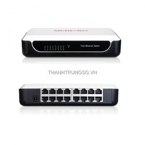 switch mecury 16 port 100Mbps