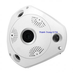 Camera IP 1.3Mp Fisheye 360 độ SE-VR360