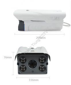 Camera IP thân 1.0Mp ngoài trời SM-C04