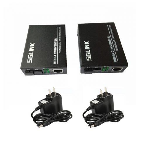 Converter single mode SGLINK SK3100