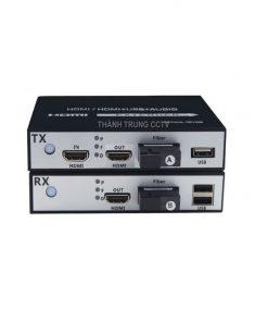 Chuyển quang HDMI có USB
