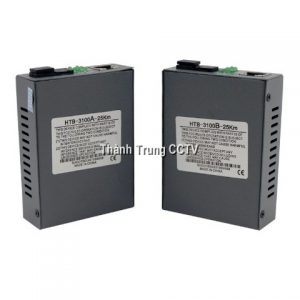 Converter single mode HTB3100 bộ 2 cái