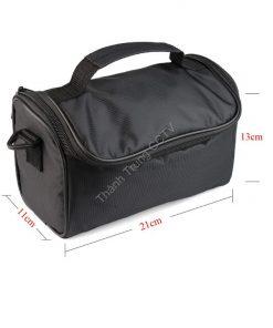 Túi chứa dụng cụ quang 2 ngăn loại nhỏ