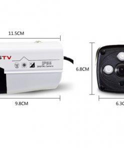 Camera Analog 800tvl 6053