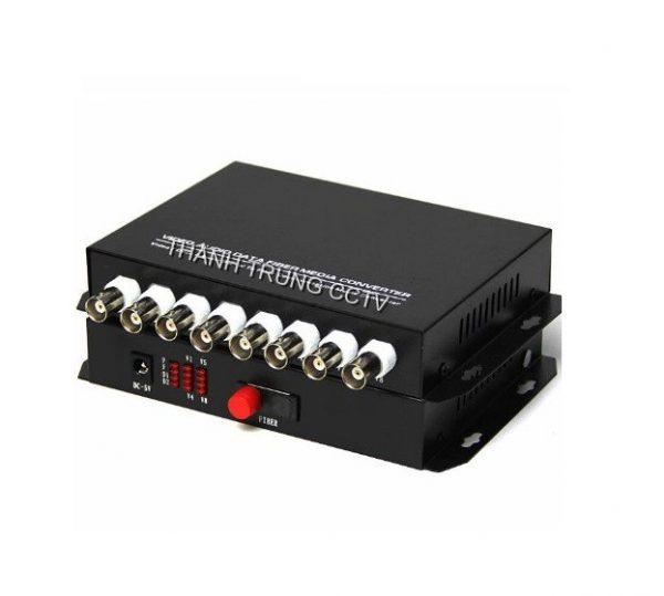 Bộ chuyển quang camera 08 kênh 1.3Mp