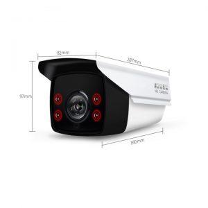 Camera IP thân 1.3Mp ngoài trời ZH832B