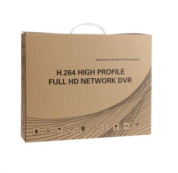 Đầu ghi AHD 04 kênh HI7804TR-LM