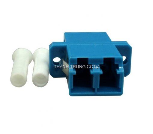 Coupler quang LC/UPC SM duplex