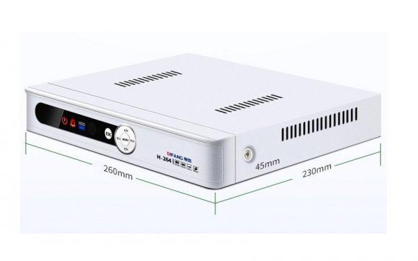 Đầu ghi AHD 04 kênh đa năng DF-6104