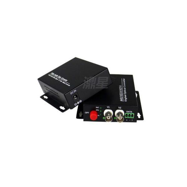 Chuyển quang cáp đồng trục 02 kênh 1080P