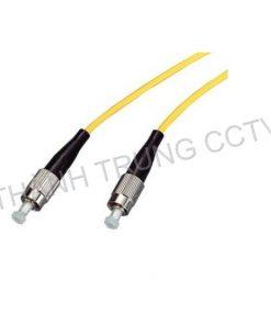 Dây nhảy quang single mode FC/UPC-FC/UPC simplex