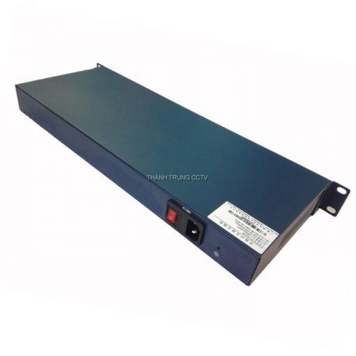 Switch 24 cổng lan 1Gbps và 2 khe SFP