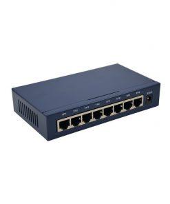 Switch 8 cổng 1Gbps vỏ kim loại FT