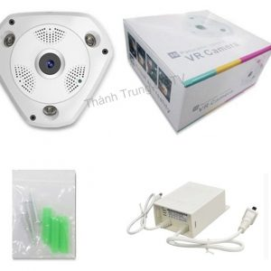 Camera IP Fisheye 360 3.0Mp