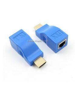 Chuyển HDMI sang RJ45 chiều dài tối đa 15 mét