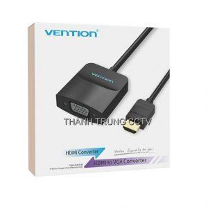 Chuyển HDMI ra VGA có Audio và USB VENTION