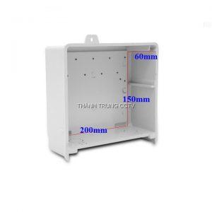 Hộp bảo vệ phụ kiện điện 22cm