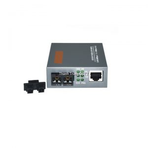 Converter single mode 2 cổng quang HTB-GM
