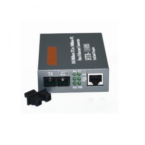 Converter single mode 2 cổng HTB1100S