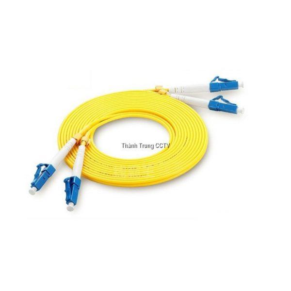 Dây nhảy quang single mode LC/UPC duplex