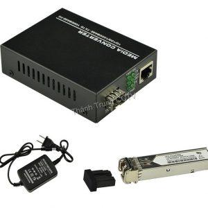 converter SFP và Module quang MM850