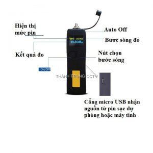 Máy đo quang Shanghai 320C