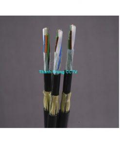 Cáp quang đệm lỏng treo và cáp quang chôn ngầm